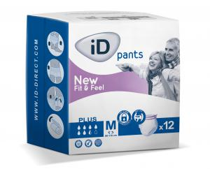 iD Pants - Fit & Feel Medium Plus (VZP: 0171163)